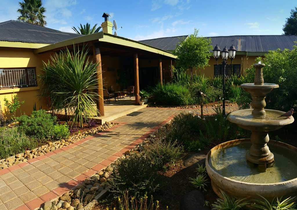 Aqua Terra Guest House lydenburg Accommodation Entrance