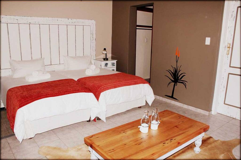 Lydenburg Accommodation in Mpumalanga Room 1
